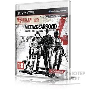 Игры Metal Gear Solid 4: Guns of the Patriots. 25th Anniversary Edition