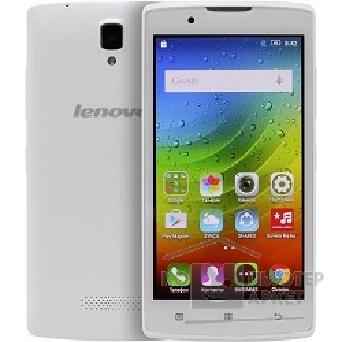 Мобильный телефон Lenovo A2010 MT6735M 1.0Ghz / 4,5'' TFT/ 854x480/ 1Gb/ 8Gb/ Dual SIM/ 4G/ SD/ WiFi/ BT/ 5MP/ And 5.1/ White [PA1J0006RU]