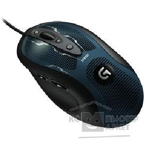 Мышь Logitech 910-003425  Mouse G400s Optical Corded Gaming Mouse USB  G-package