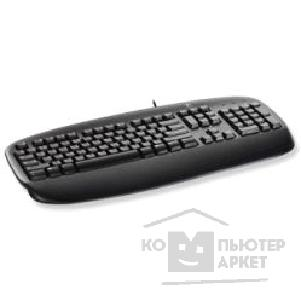 Клавиатура Logitech 967447  Deluxe Black Keyboard PS/ 2 OEM