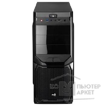 "Корпус AeroCool Miditower  ""V3X Advanced Black Edition"", ATX, черный 500W [EN57547/ 57363]"