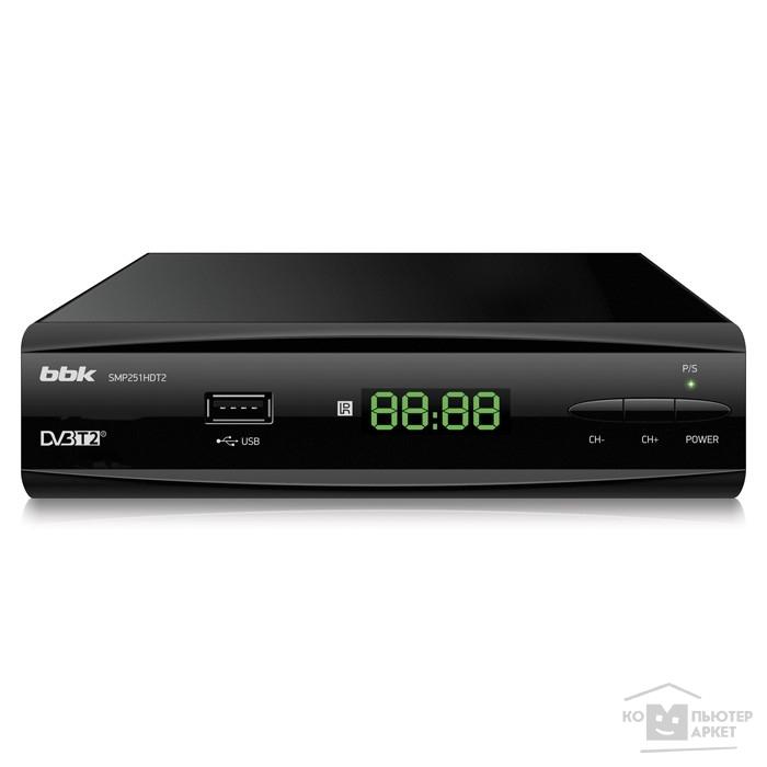 BBK SMP251HDT2 черный/BBK SMP251HDT2 SMP251HDT2