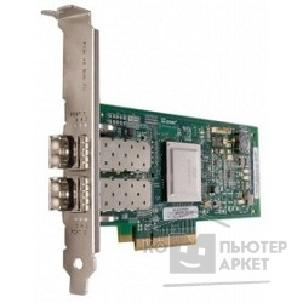 Dell Адаптер  QLogic 2562 Dual Port 8Gb Fibre Channel HBA PCI-E X8 -Full Profile kit 406-BBEK  MFP5