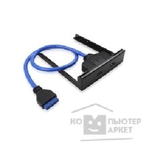 ������ Greenconnect  ������ � ������ ����� 3, 5 USB 3.0 [GC-20P2UF3]1���� 20pin �� 2 ������� �����, 24 / 28 AWG