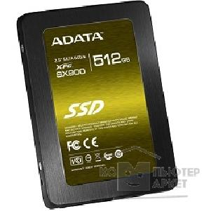"накопитель A-data 512GB SSD SX900 2.5"" SATA3.0 w/ brackets [ASX900S3-512GM-C]"