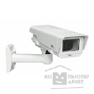 "Цифровая камера Axis M1113-E ""Outdoor, IP66-rated SVGA camera with varifocal 2.9-8.2 mm DC-iris lens. Multiple, individually configurable H.264 and Motion JPEG streams; max SVGA resolution at 30 fps"