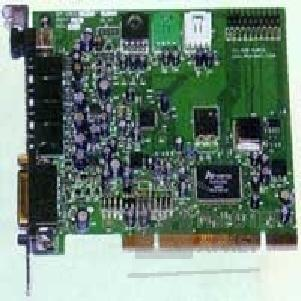 APPLE гаджет MP3 Sound Card AUREAL Vortex2 8830 PCI OEM