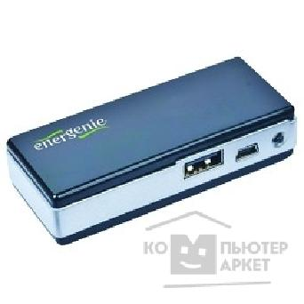 ���������� Energenie EG-PC-006 ������� ����������� Power Bank , 2000 ���, USB-������� � ���. ���������