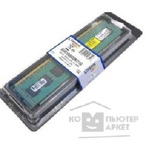 Модуль памяти Kingston DDR-III 1GB PC3-8500 1066MHz [KVR1066D3N7/ 1G]