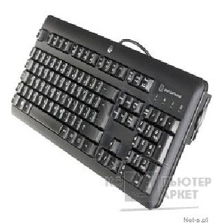 Клавиатура HP E6D77AA черный USB