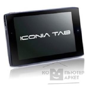 "Планшетный компьютер Acer Iconia Tab A100 8Gb Black 7"" NV-Tegra 250/ 1GB/ 8GB/ BT/ WIFI/ Dual Cam/ USB/ HDMI/ Android 3 [XE.H6REN.015]"