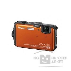�������� ���������� Nikon Coolpix AW100 orange