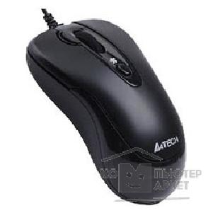 Мышь A-4Tech A4Tech D-61FX DustFree HD Mouse Black USB
