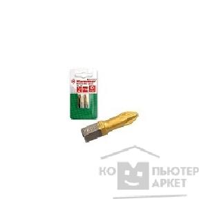 Hammer Бита  Flex 203-124 PB PZ-2 25mm 2pcs  TIN, 2шт. [30725]