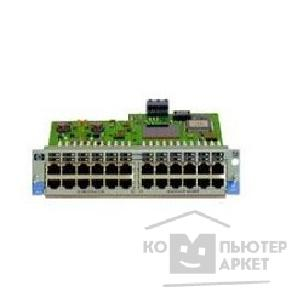 Сетевое оборудование Hp J4862B  ProCurve Module Switch GL 10/ 100-TX for Use in 4100 series