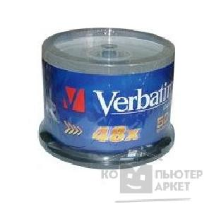 Диск Verbatim CD-R  Printable Surface 700Mb 80 min Slim Case, 20 шт.  43424