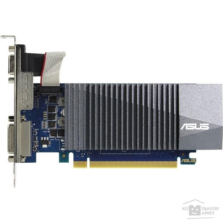 ASUS GT710-SL-1GD5 RTL {GT 710 <1Gb, 32bit, GDDR5, DVI+ HDMI+ VGA}/ASUS GT710-SL-1GD5 GT710-SL-1GD5 RTL
