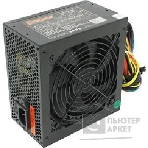 Блок питания EXEGATE  EX219465RUS Блок питания 600W ATX-XP600 OEM, black, 12cm fan, 24+4p, 6+2 p PCI-E, 3*SATA, 1*FDD, 2*IDE