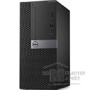 Компьютер Dell Optiplex 5040 [5040-2600] MT i7-6700/ 8Gb/ 500Gb/ HD530/ DVDRW/ W7Pro64+W10Pro/ k+m