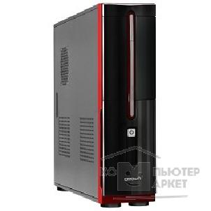 Crown Корпус Slim  CM-MC-03 black/ red ATX CM-PS450w smart