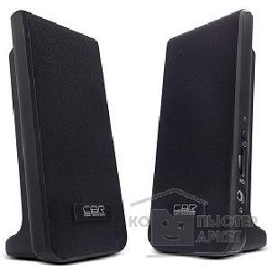 CBR CMS 295 Black, 3.0 W*2, USB/CBR CMS-295 Black CMS 295