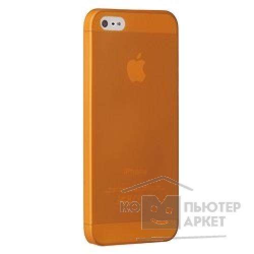 Чехол Ozaki O!coat 0.3 JELLY for iPhone 5/ 5S. Orange OC533OG