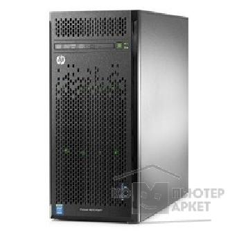 Hp Сервер  ProLiant ML110 Gen9 E5-2609v3 6C 1.9 GHz, 2x8GB-R DDR4-2133, B140i/ ZM RAID 1+0/ 5/ 5+0 noHDD 4 LFF 3.5'' N 1x750W up2 , 2x1Gb/ s,DVDRW,iLO4.2, Tower-5U, 3-1-1 P9H95A