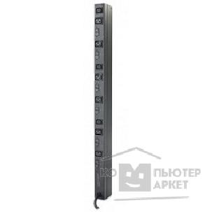 ���������� APC by Schneider Electric APC AP7555A Rack PDU, Basic, Zero U, 22kW, 230V, 6 C19 & 3 C13