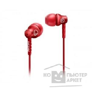 Наушники Philips SHE8100RD/ 00