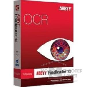 Программное обеспечение Abbyy AF12-1S1B01-102  FineReader 12 Professional Edition коробка