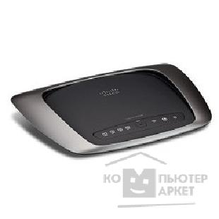 Сетевое оборудование Cisco SB Linksys X3000-EE Модем Linksys Wireless-N ADSL2+ Modem Router with Gigabit