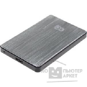 "носитель информации 3Q Portable HDD 1TB, Silver&black, Alu-mini, 2.5"" SATA HDD 5400rpm inside, USB3.0, HDD-T223M-SB1000 [68572]"