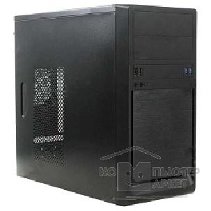 Корпус Fox MiniTower  6823-BK 450W