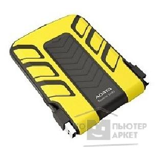 Носитель информации A-data HDD 2.5''  Sport SH93 1Tb USB2.0 Black/ yellow, Shockproof, Waterproof [ASH93-1TU-CYL]