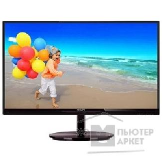 "Монитор Philips LCD  23"" 234E5QHAB 00/ 01 Black Cherry AH- IPS LED 14ms 16:9 2xHDMI M/ M 20M:1 250cd MHL"