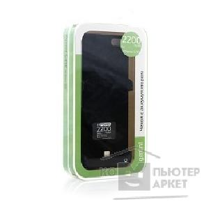 Чехол gmini mPower Case MPCI57 Black iPhone 5/ 5S; 2200mAh