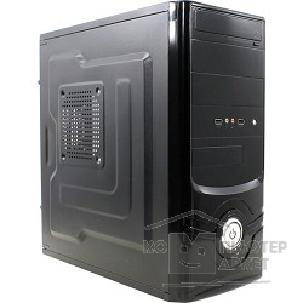 Корпуса EXEGATE  EX210997RUS Корпус Miditower CP XP -313 <Black, черное шасси, без БП, ATX, USB, Audio>