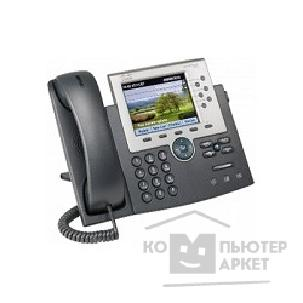 VoIP-телефон Cisco CP-7965G=  UC Phone 7965, Gig Ethernet, Color, spare