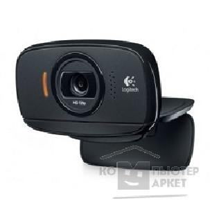 Цифровая камера Logitech 960-000639  HD Webcam C510, USB 2.0, 1280*720, 8Mpix, Mic, Black