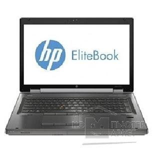 "Ноутбук Hp LY582EA EliteBook 8770w 17.3""FHD i7-3740QM/ 8Gb/ 256Gb SSD/ dvdrw/ NV K3000M 2Gb/ WiFi/ BT/ W8Pro64/ Cam"