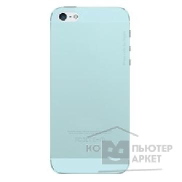 Deppa  Чехол Sky Case для Apple iPhone 5/ 5S + пленка для экрана мятный  DEP-86011