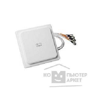 Сетевое оборудование Cisco AIR-ANT2524V4C-R= 2.4GHz 2dBi/ 5GHz 4dBi Ceiling Mount Omni Ant., 4-port,RP-TNC
