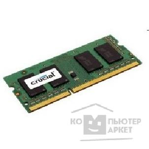 Модуль памяти Crucial DDR3-1600 2GB SO-DIMM [CT25664BC160B]