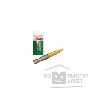 Hammer Бита  Flex 203-130 PB PZ-2 50mm 1pc  TIN, 1шт. [36738]