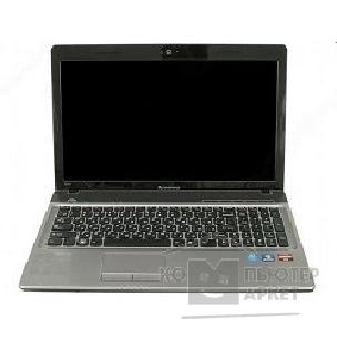 Ноутбук Lenovo IdeaPad Z565 [59055163] N850/ 4096/ 500/ DVD-RW/ HD5470/ WiFi/ BT/ cam/ Win7HB/ 15.6""