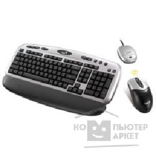 ���������� Genius Keyboard  KB 600, Metallic USB �����.����.+���.����