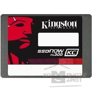 накопитель Kingston SSD 180GB KC300 Series SKC300S37A/ 180G