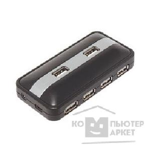 Контроллер Konoos HUB USB 2.0  UK-13, 7 портов USB, блистер
