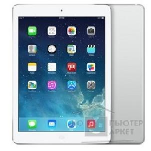 Планшетный компьютер Apple iPad Air Wi-Fi 16GB Silver / White MD788RU/ B