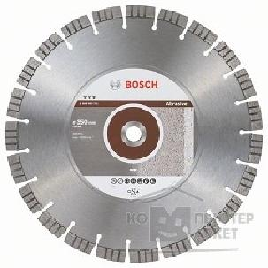 Bosch Bosch 2608603781 Алмазный диск Best for Abrasive350-20